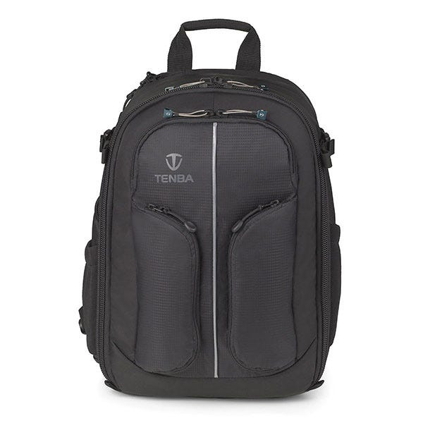 Shootout 18L Backpack — Black