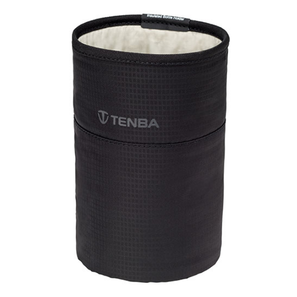 Tenba Tools Insulated Water Bottle Pouch - Black