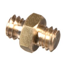 """Tether Tools Rock Solid 3/8"""" to 3/8"""" Adapter Spigot"""