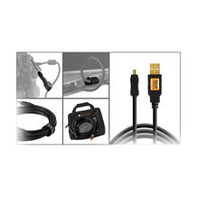 Tether Tools Starter Tethering Kit with USB 2.0 Micro-B 8-Pin Cable - Black