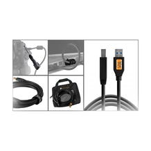 Tether Tools Starter Tethering Kit with USB 3.0 Type-B Cable - Black