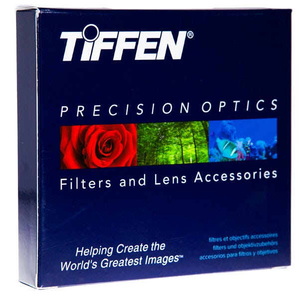 "Tiffen 4 x 5.65"" Full Spectrum IRND 0.9 Filter"