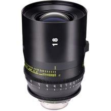 Tokina 18mm T1.5 Vista Cinema Prime Lens (Canon EF Mount, Feet)