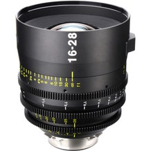 Tokina Cinema Vista 16-28mm T3 Wide-Angle Zoom Lens (F Mount, Focus Scale in Feet)