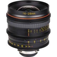 Tokina Cinema Wide-Angle Zoom Lens 16-28mm T3.0 - PL Mount