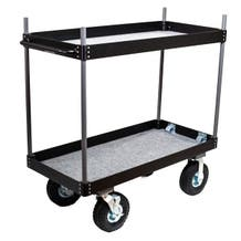 Backstage TR-04 Collapsible Camera Cart - Carefree Tires