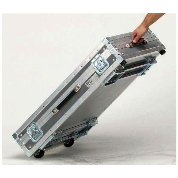 Backstage Collapsible Flight Case Camera Cart