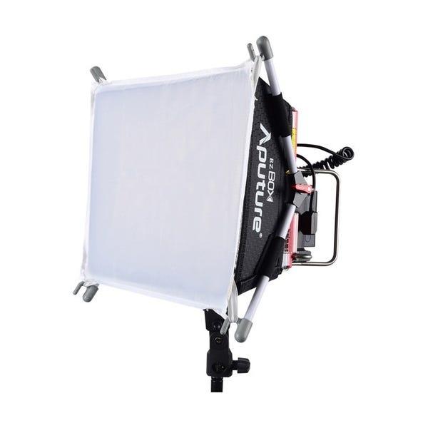 Aputure Amaran Tri-8c Bi-Color LED Light with V-Mount Battery Plate