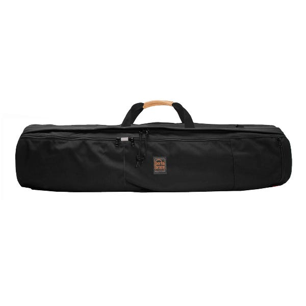 """Porta Brace Padded Tripod Shell Case for Tripods up to 41"""" Long with Leg Diameters less than 12"""" - Black"""