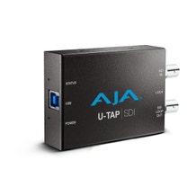 AJA U-TAP USB 3.1 Gen 1 Powered SDI Capture Device