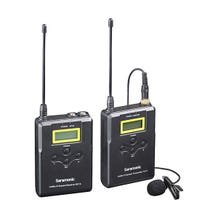Saramonic UwMic15 Camera-Mount Wireless Omni Lavalier Microphone System (555 to 579 MHz)