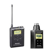 Saramonic UwMic15B Camera-Mount Wireless Plug-On Microphone System with No Mic (555 to 579 MHz)