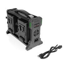 SHAPE FULL PLAY 4-Bay 26V Intelligent Lithium-Ion Battery Charger (V-Mount)