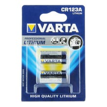 Varta 3V Professional Lithium Battery (2 Pack)