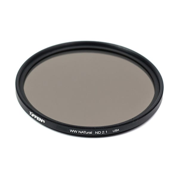 Tiffen 52mm Water White Glass NATural IRND 2.1 Filter - 7 Stop