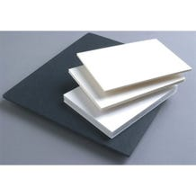 """Superior Foam Core Foamboard - White/White - 40 x 60"""" in size - 3/16"""" Thick"""