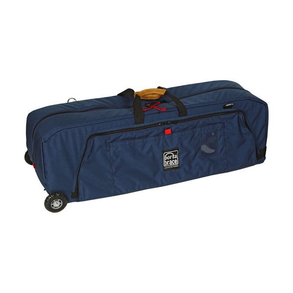 Porta Brace Wheeled Run Bag - Signature Blue