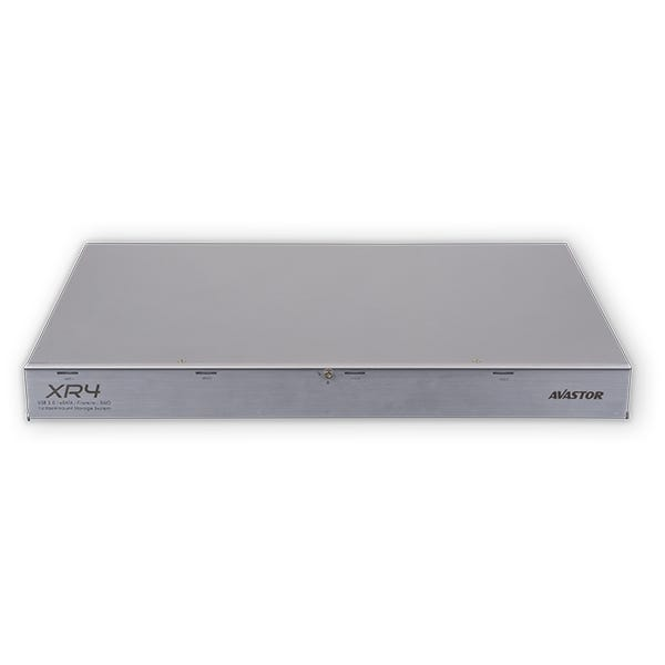 Avastor 24TB XR4 Pro 4-Bay USB 3.0 Rackmount Drive