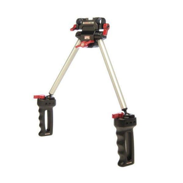 Zacuto Z-LSHK-V3 Zgrips V3 Lightweight Support Handgrips for 15mm Rods with Standard 60mm Spacing