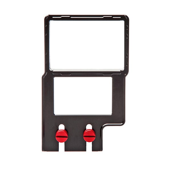 """Zacuto Z-Finder 3.2"""" Mounting Frame for Small DSLR Bodies with Battery Grips"""