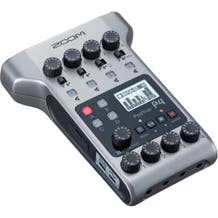 Zoom PodTrak P4 Portable Multitrack Podcast Recorder