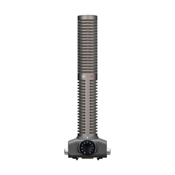 Zoom SSH-6 Stereo Shotgun Microphone Capsule for H5, H6, U-44 and Q8