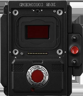 RED DIGITAL CINEMA DSMC2 BRAIN with GEMINI 5K S35 Sensor